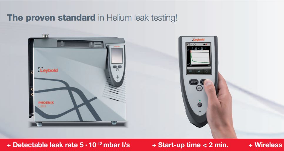 9 Factors to Consider in Helium Leak Detector Selection